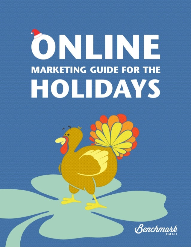 Online Marketing Guide for the Holidays: 2011 Edition Holiday sales in 2011 are forecasted to be 3% higher than the previo...