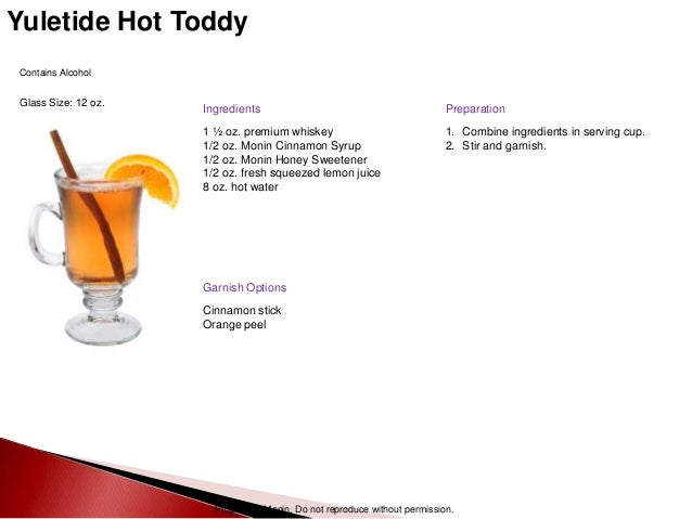 Our Top 10 Holiday Cocktail Pick Slide 2