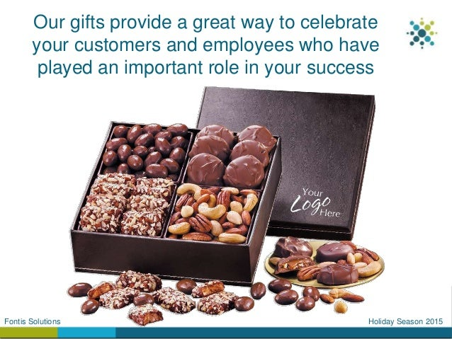 best food gifts for business 2015