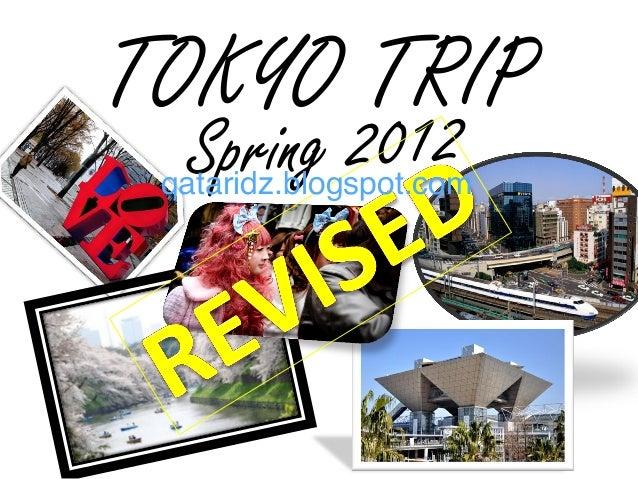 TOKYO TRIP qataridz.blogspot.com