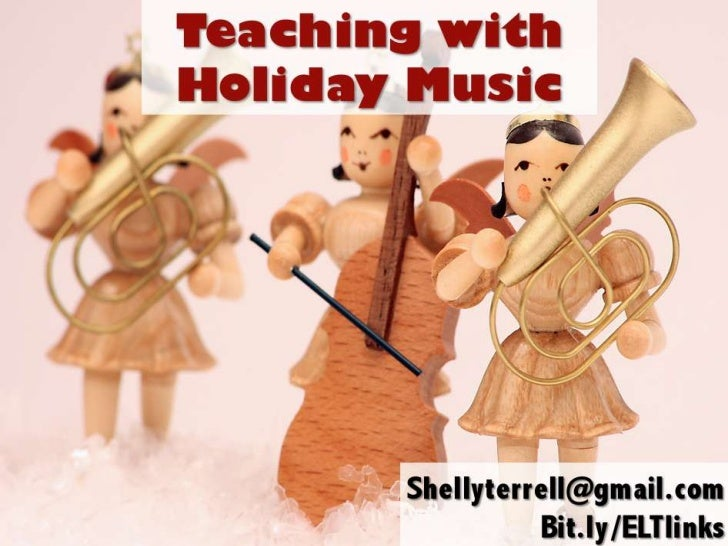 Holiday Music Apps    •Autotune Xmas (I-friendly)    •A Holiday Piano Book: Jingle Bells by    StoryBoy (I-friendly)    •M...