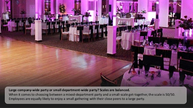 Holiday Party Ideas For Businesses