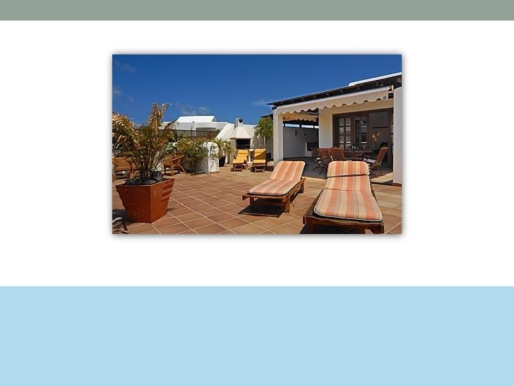 Holiday rentals in playa blanca