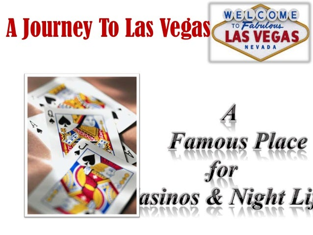 A Journey To Las Vegas