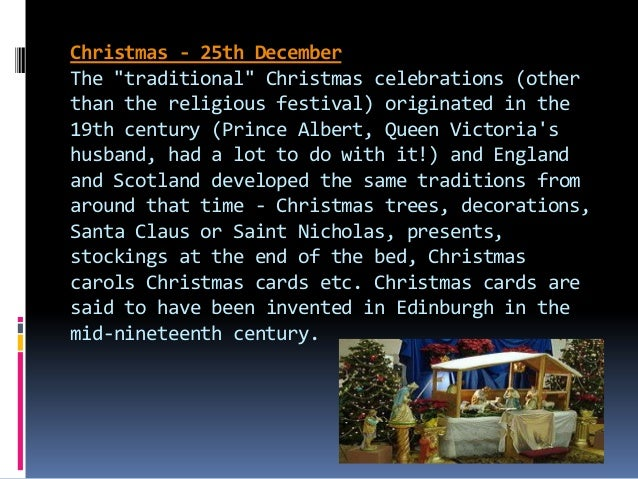Holidays in scotland 11 christmas 25th december the sciox Images