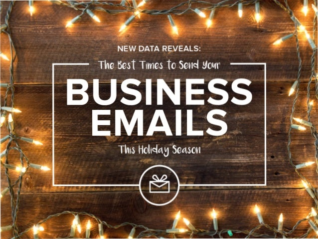 New data reveals: the best times to send your business emails this hou2026
