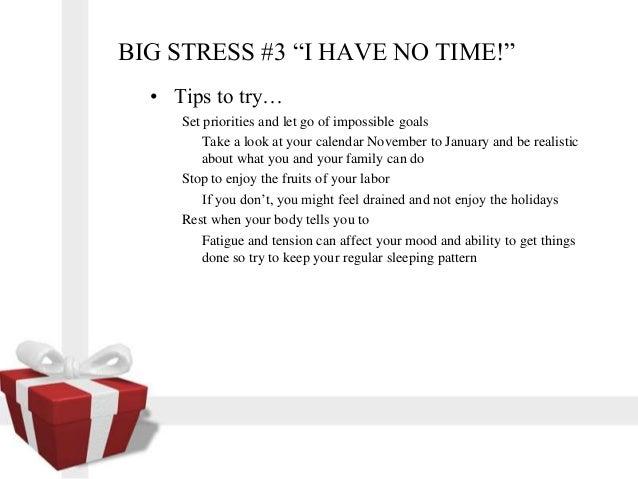 Sensational Free Online Training Holiday Stress Management Easy Diy Christmas Decorations Tissureus