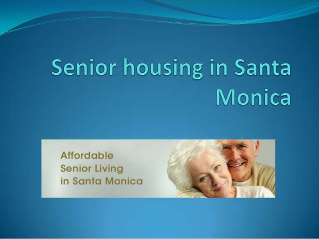 Whereabouts of senior housing facilities to provide long term housing solutions  There may arise many situations where yo...