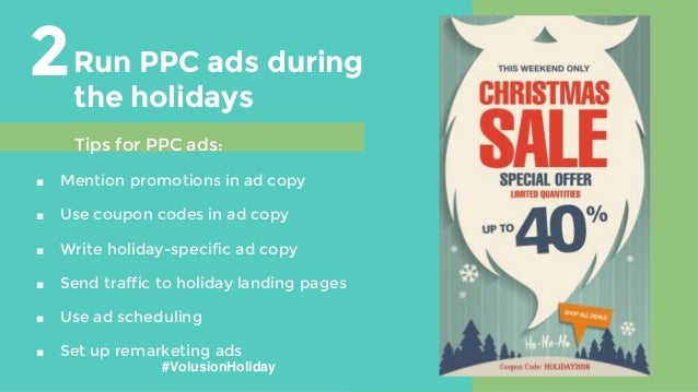 12 2Run PPC Ads During The Holidays