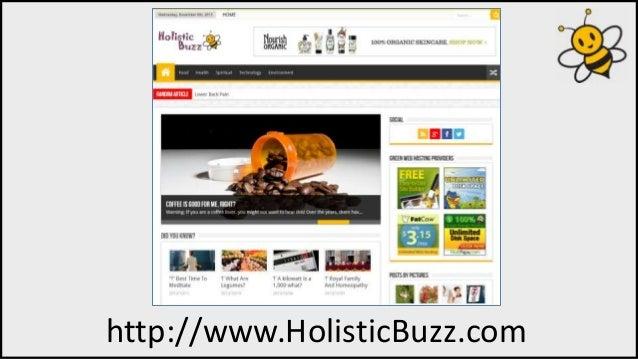 http://www.HolisticBuzz.com