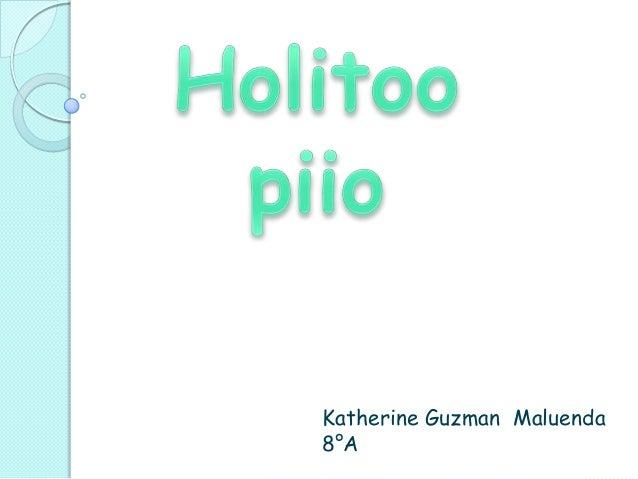 Katherine Guzman Maluenda8°A