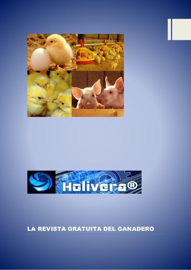 LA REVISTA GRATUITA DEL GANADERO