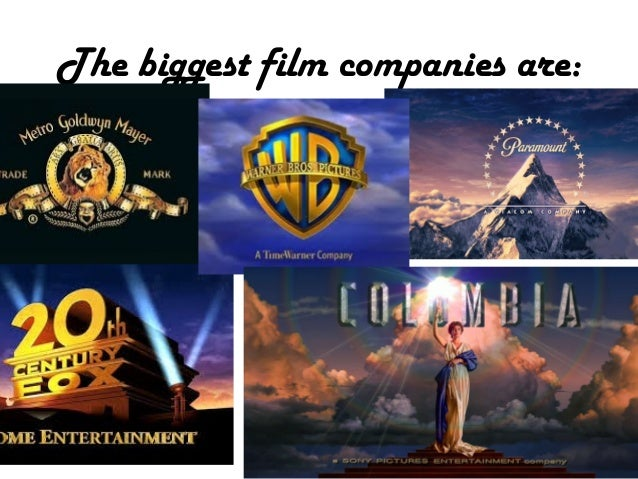 Movie production companies