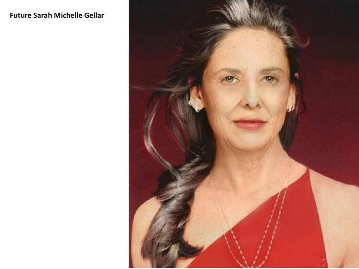 Future Sarah Michelle Gellar