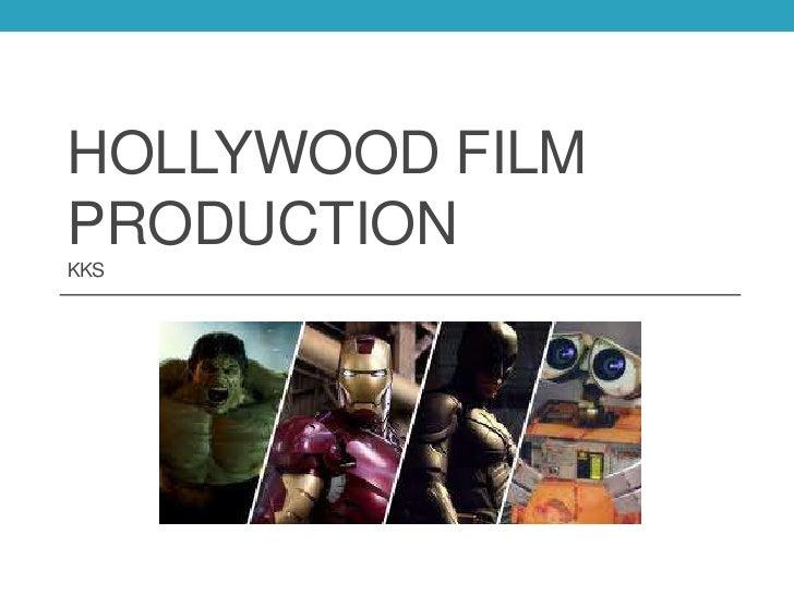Hollywood Film Productionkks<br />