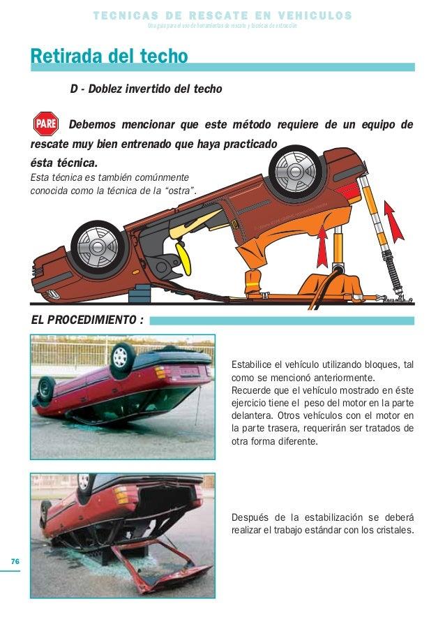 Holmatro+tecnicas+de+rescate+vehicular.