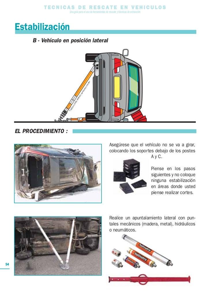 Técnicas de rescate en vehículos Holmatro