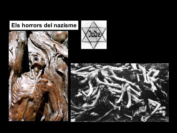 Els horrors del nazisme