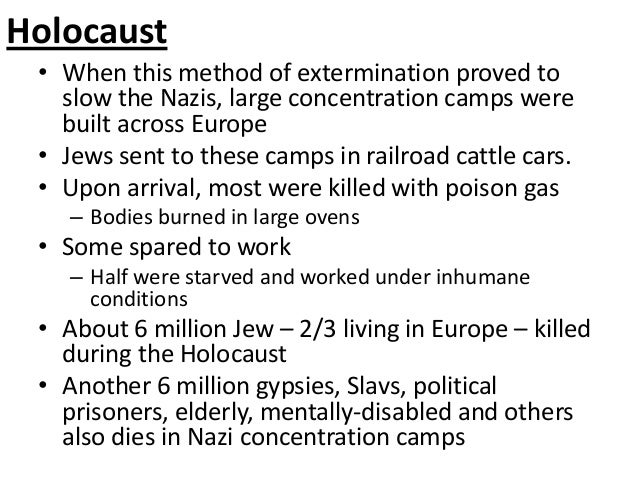 The Holocaust's Forgotten Victims: The 5 Million Non-Jewish People Killed By The Nazis