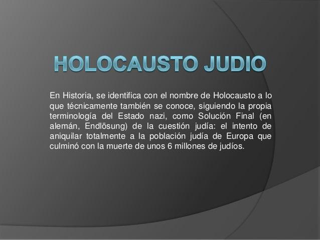 Matrimonio Judio : Holocausto judio