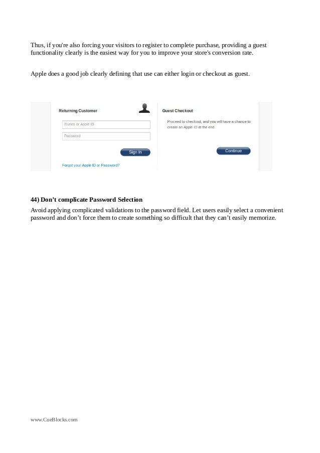 HOLY GRAIL OF E-COMMERCE CONVERSION OPTIMIZATION – 91 POINT