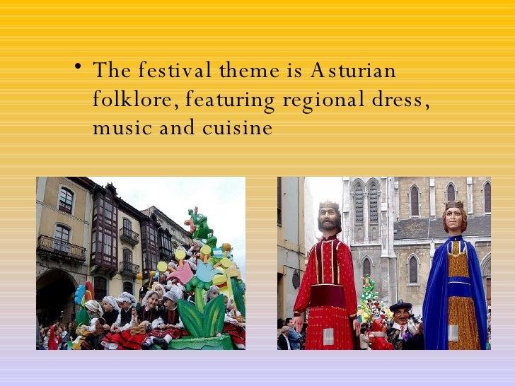 Holy week in avil s for Asturian cuisine