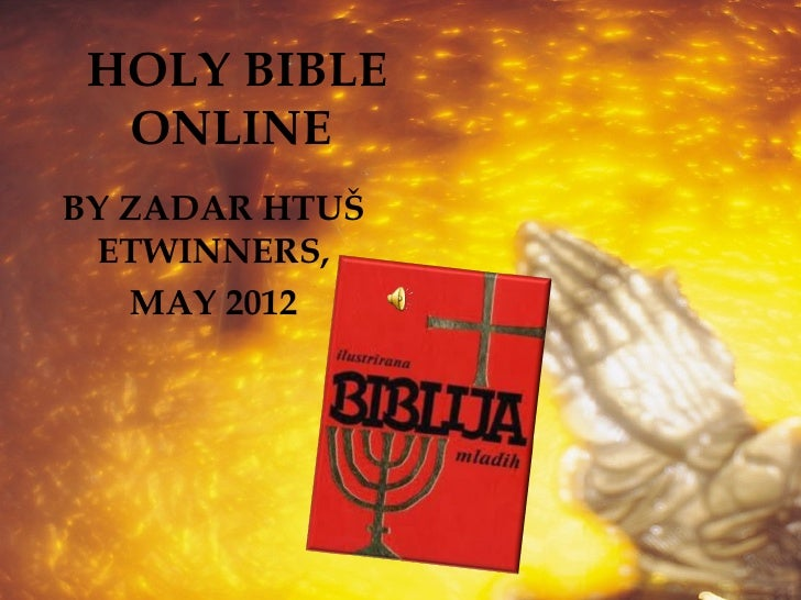 Www.Bibel Online