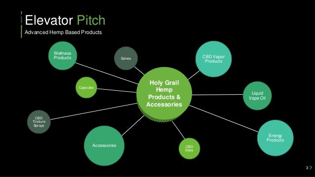 Holy Grail Business Plan - Pitch Deck