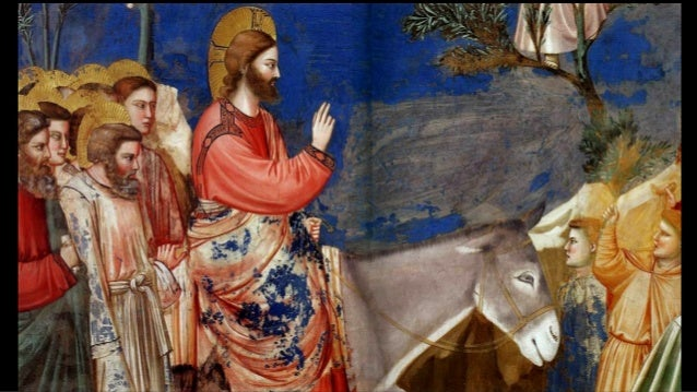 Holy Week and Easter: ...
