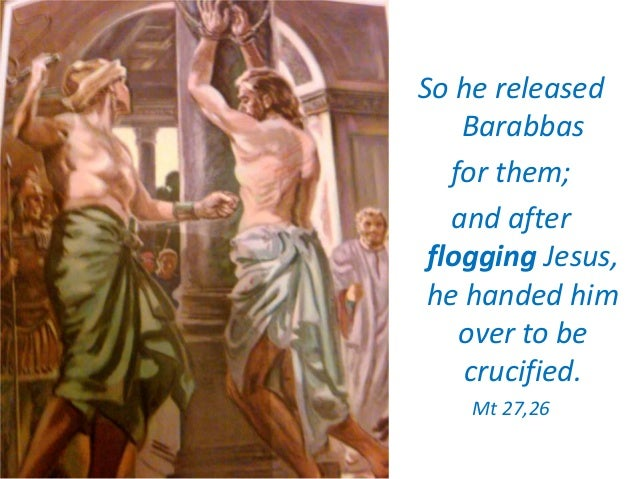 What Did Barabbas Do After He Was Released