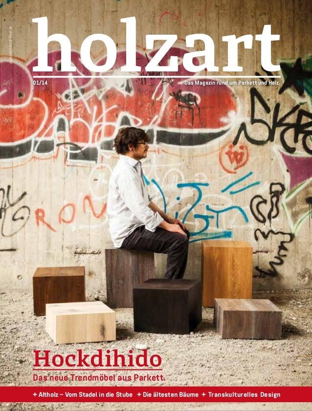 Holzart, Ausgabe 01/2014