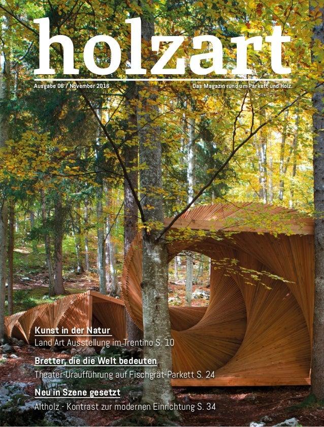 Holzart, Ausgabe 06/2016