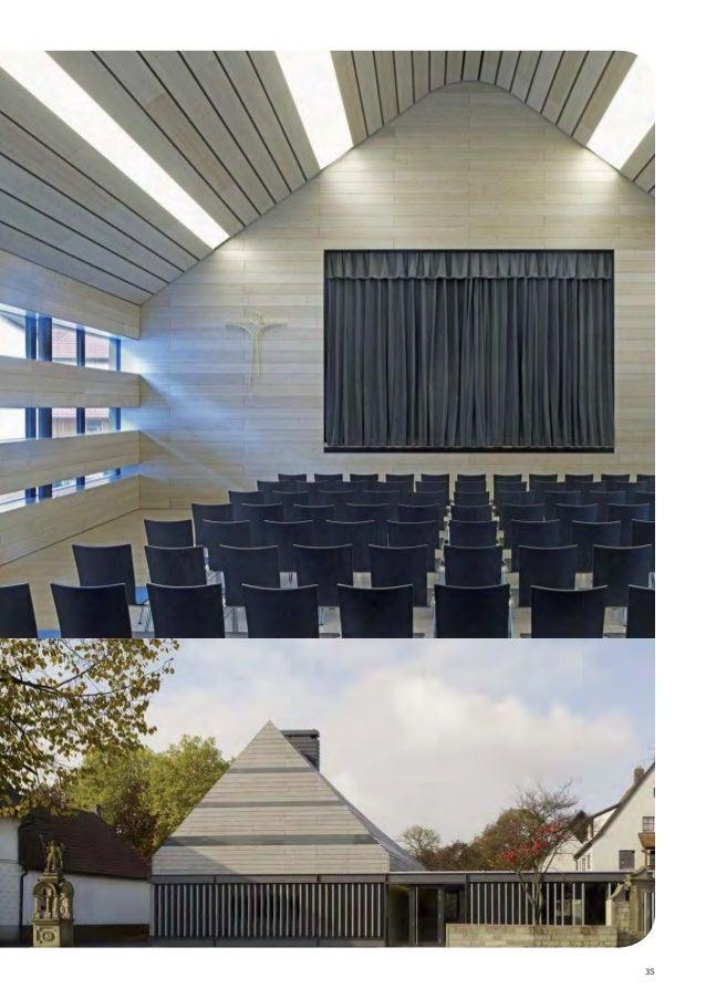 36 SONDERPREIS BAUHERR Die Erlebnis AKADEMIE AG Hafenberg 4 93444 Bad Kötzting ARCHITEKT Architekt Josef Stöger Weberstraß...