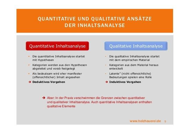 Qualitative Content Analysis  Mayring  Forum Qualitative