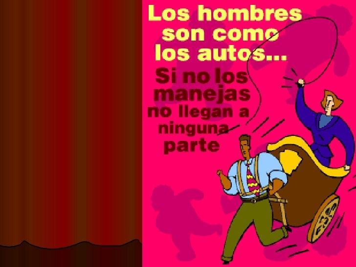 Hombres Slide 2