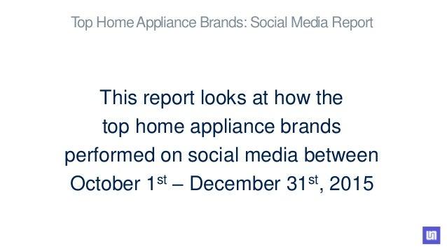 top appliance brands. Top HomeAppliance Appliance Brands