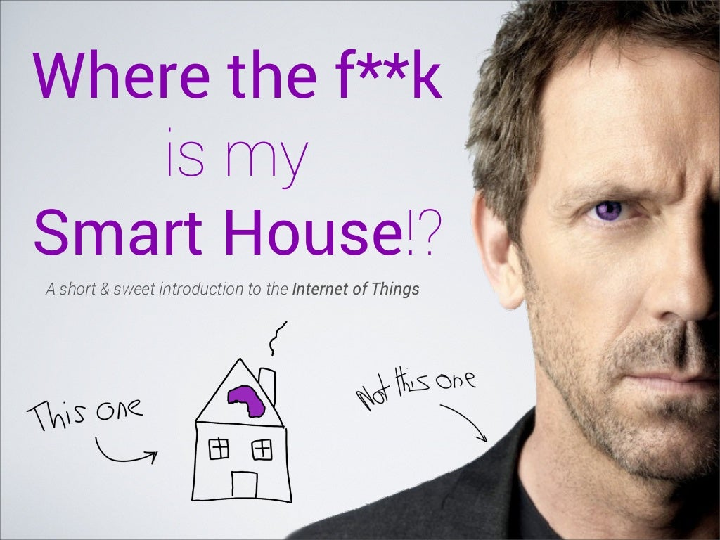 Internet of Things Revolution & Home Automation - IoT Sydney meetup
