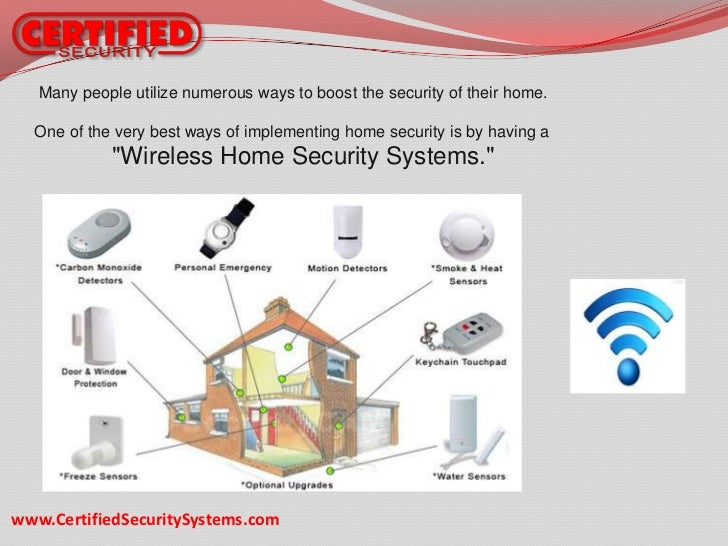 Home Security Systems Your First Defense