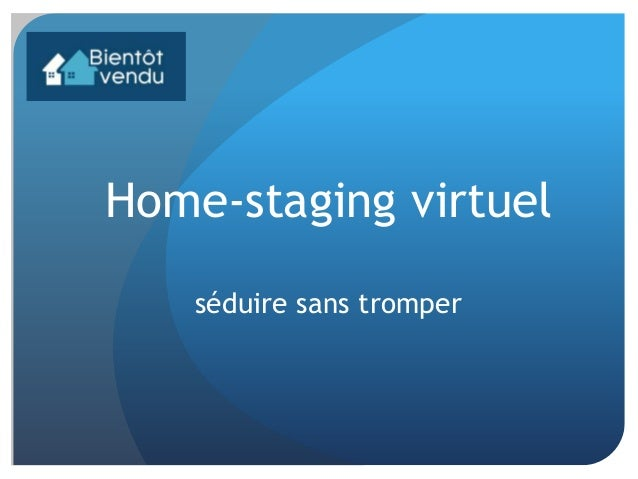 home staging r el et virtuel. Black Bedroom Furniture Sets. Home Design Ideas
