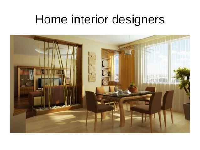 Nice Home Decoration; 6.