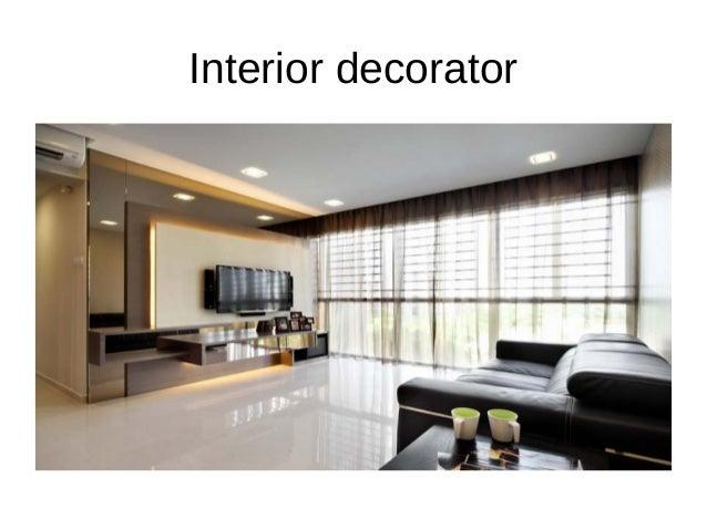 Delightful Interior Decoration In Mumbai; 9.
