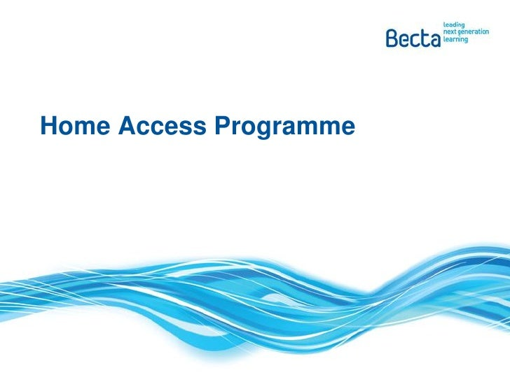 Home Access Programme