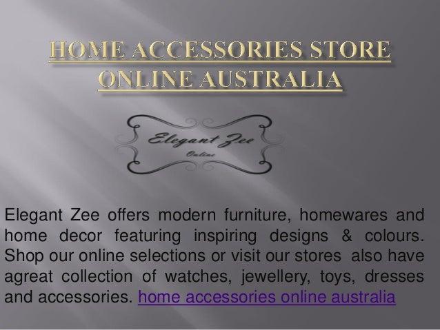 Home Accessories Store Online Australia