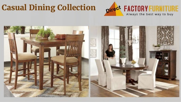 Lovely Casual Dining Collection ...