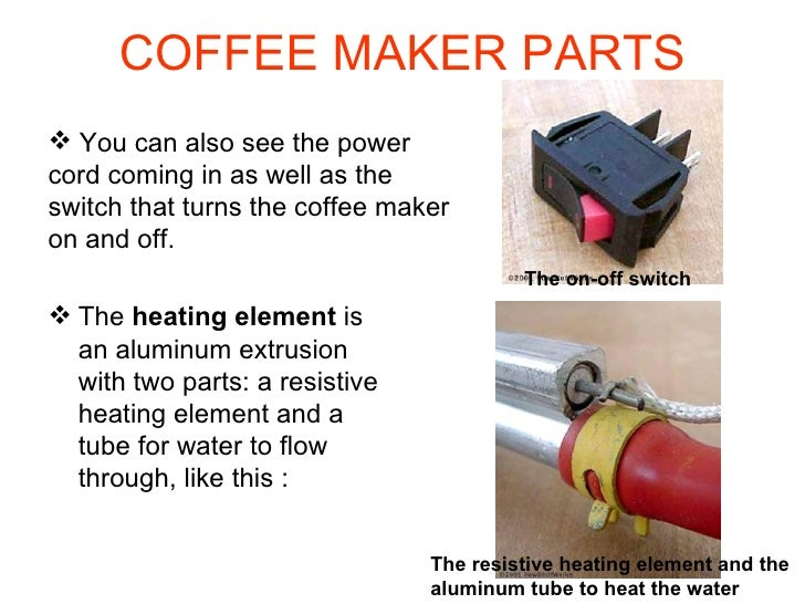 Drip Coffee Maker Heating Element : Home Appliances