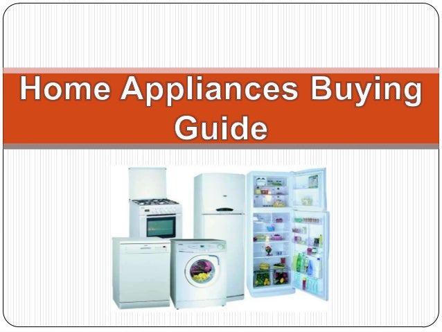 How to Buy Home Appliances ? Every home today boasts of a wide range of home appliances. The range that is available has...