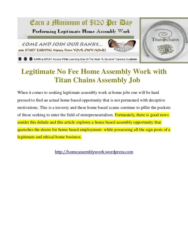 work from home assembly jobs no fee home assembly work legitimate well paid home assembly job 4522