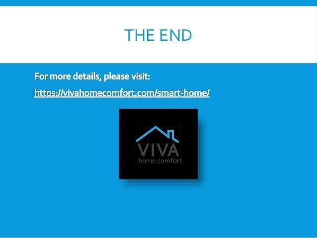 Viva Home Comfort >> Home Automation A Smart Home Option