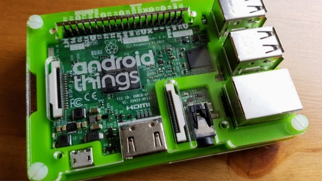 Home Automation with Android Things and the Google Assistant Slide 3