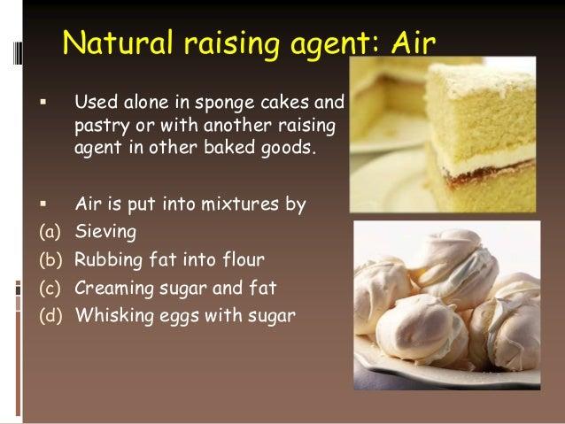 Methods Of Making A Cake